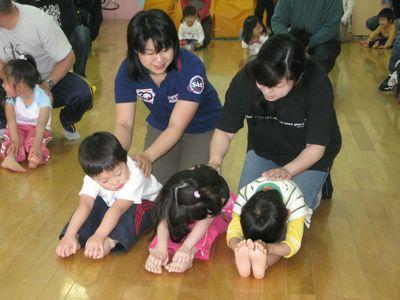 親子体操教室-1