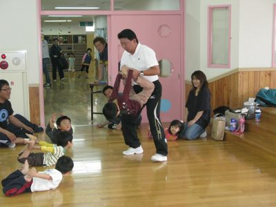 親子体操教室-4