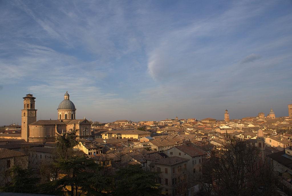Reggio emilia panorama